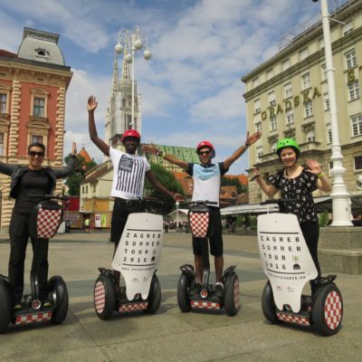 SEGWAY BASIC RIDE